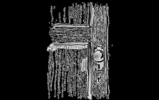 Eva-doorknob