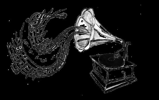 Eva-gramophone